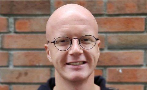 Henrik Kjellmo Larsen i Norsk vegansamfunn.