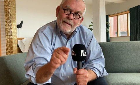 OLJEEKSPERT: Mangeårig oljejournalist i Bergens Tidende og Aftenposten, deretter spesialrådgiver for toppsjefene i Statoil - Bjørn Vidar Lerøen.