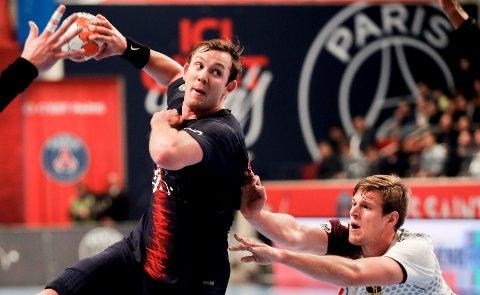 Sander Sagosen og PSG Handball slo Nantes så sent som 20. desember.