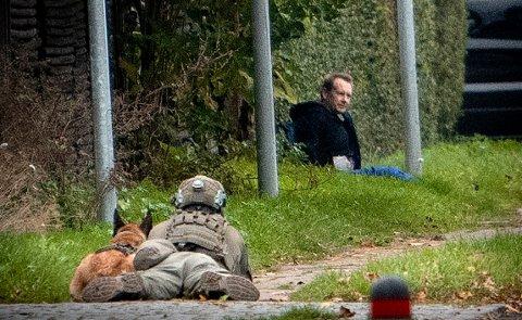 RØMTE: Peter Madsen ble pågrepet kort tid etter at han i oktober i fjor rømte fra fengselet der han soner en livstidsdom for drapet på den svenske journalisten Kim Wall.