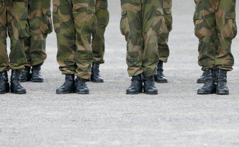 Bind og tamponger har vært et tema i Forsvaret den siste tiden. Illustrasjonsfoto: Terje Pedersen / NTB