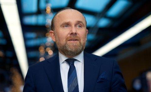 OPPGITT: Henrik Badin i miljøteknologiselskapet Vow vil ha en omkamp om formuesskatten, som hindrer det grønne skiftet.