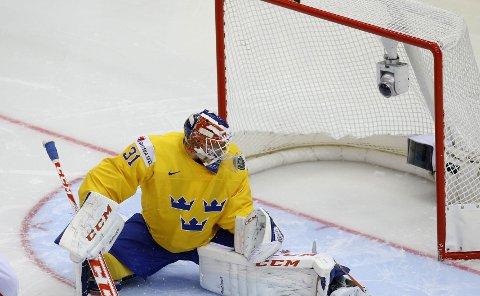 SKRYTER: Anders Nilsson mener svenskene må ta Norges ishockeylandslag på alvor.