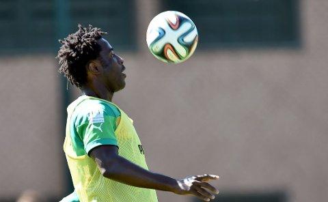 LIVERPOOL-AKTUELL: Wilfried Bony kan bytte klubb i sommer.