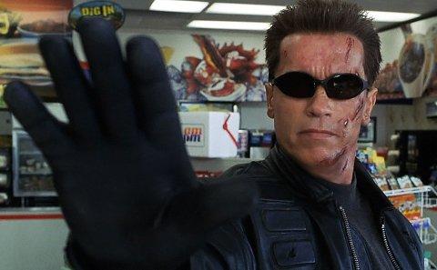 SKIFTE BUKSER: Noen av oss måtte skifte bukser etter hendelsen, sier stjernen. Foto: Terminator