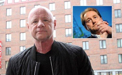 Jan Erik «Jannik» Iversen har stått tiltalt for forsøk på grov pengeutpressing av Kjell Inge Røkke (innfelt). Nå er han dømt.