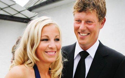 FEMTE FORSØK: Jan Fredrik Karlsen og Janne Formoe er sammen igjen.