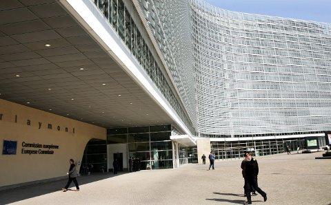 EU-kommisjonen skal halvere antall kontorbygg innen 2030. Den kjente Berlaymont-bygningen i Brussel, som er hovedkvarteret til EU-kommisjonen, vil fortsatt huse EU-byråkrater etter nedskaleringen.