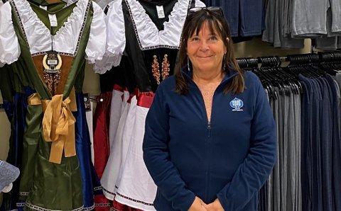 NORDNORSK MILLIONÆR: Ann-Kristin Emanuelsen fra Bjørnevatn i Sør-Varanger glemmer ikke påskeaften 2021 med det første.