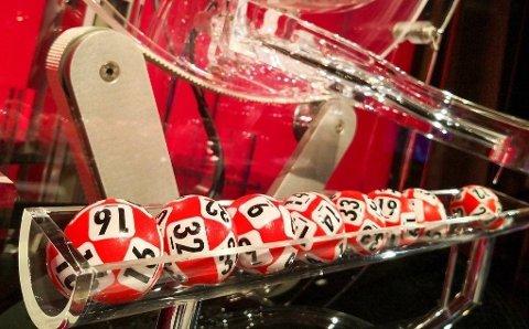 JUBEL: I snitt jubler over 3 Lotto-millionærer hver lørdag.