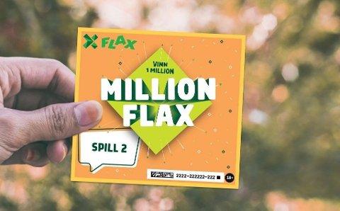 FLAX: Slik ser høstutgaven av Flax-loddet ut. Det er nå ute hos kommisjonær og digitalt.