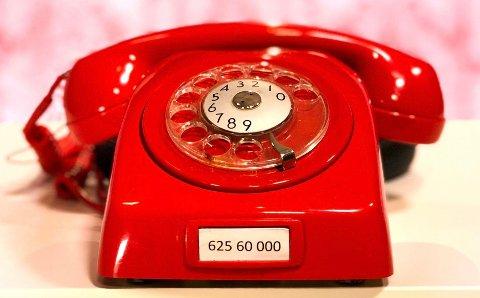 625 60 000: Hvis dette nummeret lyser opp på telefonen, er det slett ikke snakk om telefonsalg - slik Lotto-vinneren trodde.