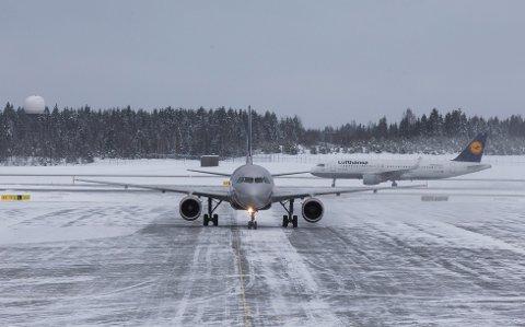 Vinterværet onsdag kan føre til noen forsinkelser i flytrafikken til og fra Oslo lufthavn.