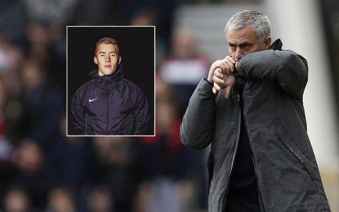 LÆREMESTER: Petter Skogsletten får lære av Manchester United-manager José Mourinho på trenerkurset i Portugal.