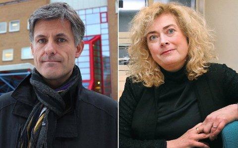 TELEFONSAMTALE: Helse Nord-styreleder Marianne Telle forteller til Dagens Medisin at de påståtte truslene skal ha blitt uttalt i forbindelse med en telefonsamtale med UNN-direktør Tor Ingebrigtsen 11. desember i fjor.