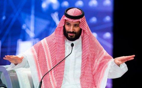 MELDINGER: I tiden før og etter drapet skal kronprins Mohammed bin Salman sendt minst elleve beskjeder til sin rådgiver.