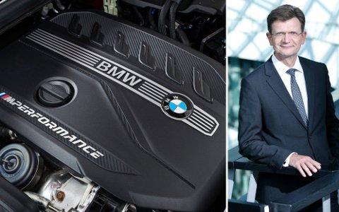Utviklingssjef hos BMW, Klaus Fröhlich, er tydelig på at dieselmotoren vil være med oss i lang tid fremover.