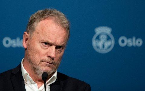 UT MOT NORWEGIAN: Byrådsleder i Oslo, Raymond Johansen (Ap), mener at Norwegian ikke må snike i køen til norske krisepakker.