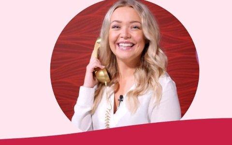 Lørdag 30. januar er det Gulltrekning i Lotto. Hvem får gull-telefonen?