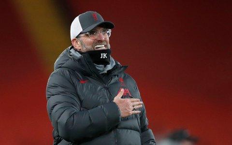 NYE SIGNERINGER: Liverpool-manager Jürgen Klopp fikk sårt hentet inn to nye midtstoppere på deadline day.