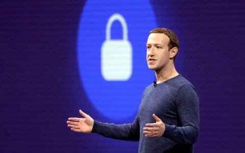 VEKST: – Vi har hatt et sterkt kvartal, konstaterer Facebook-sjef Mark Zuckerberg.