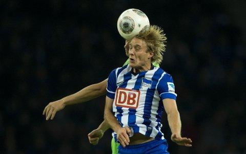 RETUR? Per Ciljan Skjelbred kan ende opp tilbake i Hertha Berlin.