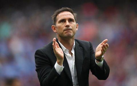 CHELSEA-RETUR? Frank Lampard kobles med gamleklubben.