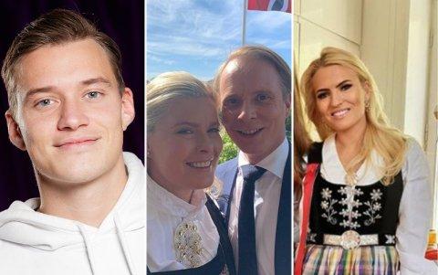 Nasjonaldagen blir naturlig nok annerledes i år, men likevel har flere av kjendisene klare 17. mai-planer.