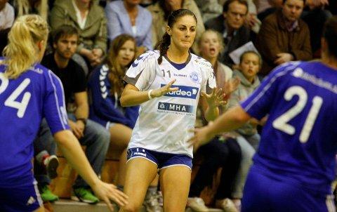 Nerma Pandza og Nordstrand ble stoppet kontant og effektivt av et rutinert Oppsal i Nordstrandhallen tirsdag kveld.