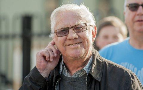 COMEBACK? Fotballtrener Nils Arne Eggen.