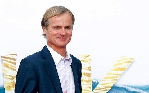 SPÅR KOLLAPS FOR GRØNT PÅ BØRSEN: Investor og børsekspert Øystein Stray Spetalen sier «grønne» aksjer vil kollapse og sammenligner dem med hysteriet under dotcom-boblen på begynnelsen av 2000-tallet.
