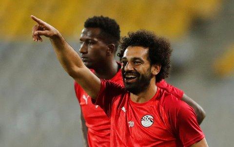 Egypt og Mohamed Salah spiller Afrikamesterskapet på hjemmebane, og det stilles store forventninger til vertsnasjonen.