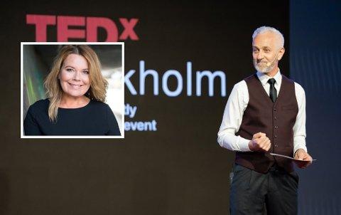 Malcolm Larri og Trine Larsen er to av våre fremste eksperter på fremtidens arbeidsliv.
