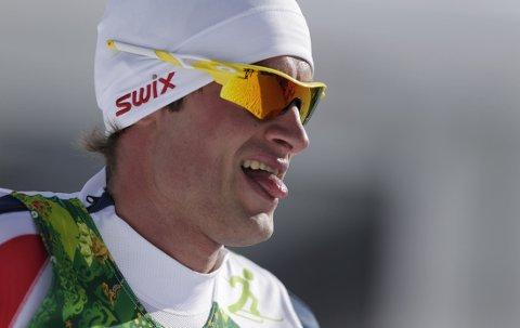 SLÅR TILBAKE? Femmila blir Petter Northugs siste sjanse til å ta et OL-gull i Sotsji.