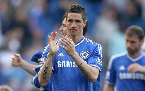 BLIR HAN? José Mourinho sier han gjerne vil beholde Fernando Torres.