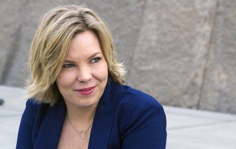 BOK: Marta Breen er aktuell med ny bok - denne gangen skriver hun og hennes medforfattere om F-ordet.