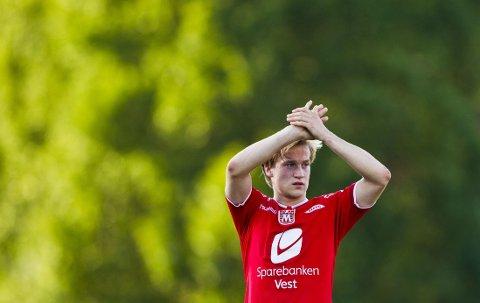 SIKRET POENG: Tidligere Brann-spiller Bård Finne berget poeng for Köln i lokaloppgjøret mot Leverkusen lørdag.