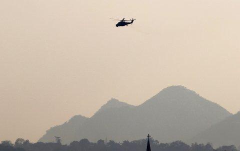 Avgjørelsen om løslatelse kan ifølge Reuters bedre forholdet til Myanmars mektige nabo, Kina.