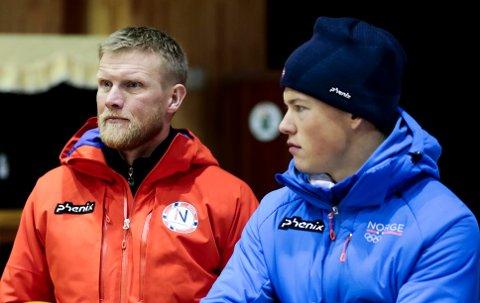 - EN TROLLMANN: Langrennsblogger Torbjørn Nordvall hyller Norges landslagssjef Tor Arne Hetland.