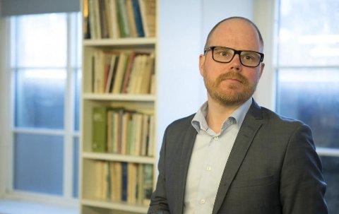 I HARDT VÆR: VG-redaktør Gard Steiro er i hardt vær etter den mye omtalte «dansevideo-saken».