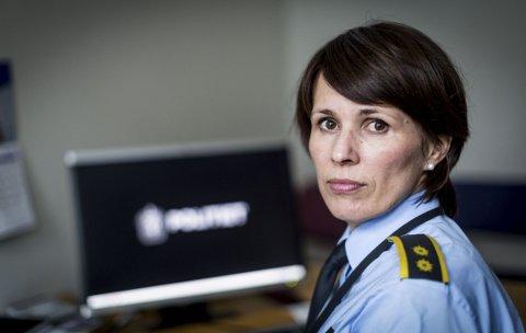 DET MØRKE NETTET: Avsnittsleder Kjersti Fagerli har etterforsket flere overgrepssaker på nett det siste året. I de aller fleste sakene er foreldrene uvitende om hva ungene driver med på nett. Hun oppfordrer foreldre til å følge med.