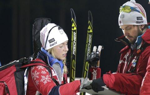 SIKTEER MOT 2016: Stian Eckhoff sier at VM i Oslo neste år er hovedmålet for de norske jentene.