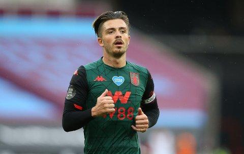 BYTTER HAN KLUBB? Jack Grealish blir koblet bort fra Aston Villa.