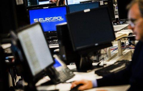 Illustrasjonsfoto: Fra Europols hovedkvarter i Nederland.