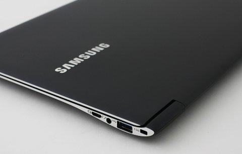 LEKKER: Samsung ATIV Book 9 Plus helt på nivå med Apples MacBook Pro – både hva angår kvalitet og pris.