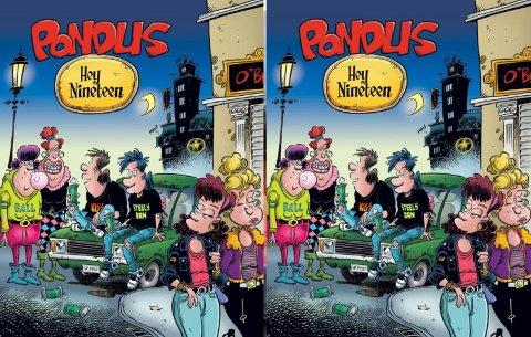 Årets Pondus- bok byr på en eksklusiv, nytegnet spesialhistorie som tar oss tilbake til 1980-tallet.