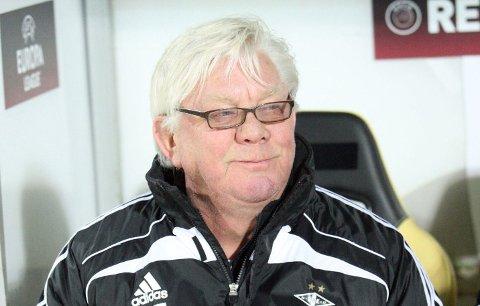 MØTER RBK. Nils Arne Eggen og Orkdal har fått en spennende trekning i cupen.