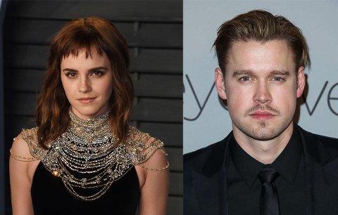 Emma Watson skal angivelig funnet lykken med Chord Overstreet.