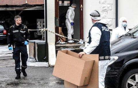 DØD: Den 38 år gamle kvinnen ble funnet død på Notodden 9. april i fjor. Foto: Mari Nymoen / Telen / NTB scanpix
