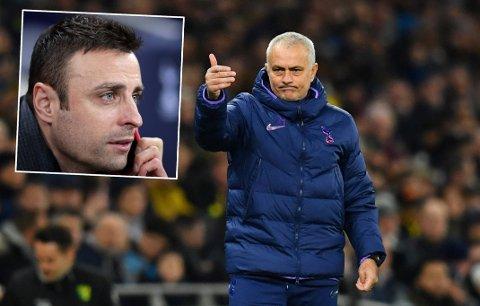 FØLGER MED: Dimitar Berbatov har fortsatt et godt forhold til gamleklubben Tottenham.